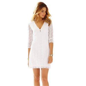 Lilly Pulitzer  Lamora Lace Tunic Dress